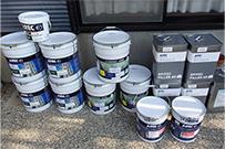 遮熱・防水効果のある塗料